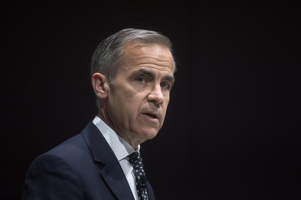 Bank of England Governor Mark Carney (Victoria Jones/PA)