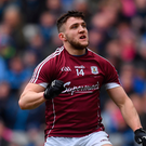 Damien Comer of Galway. Photo: Sportsfile