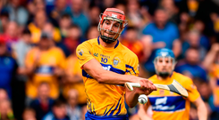 Peter Duggan of Clare. Photo: Sportsfile