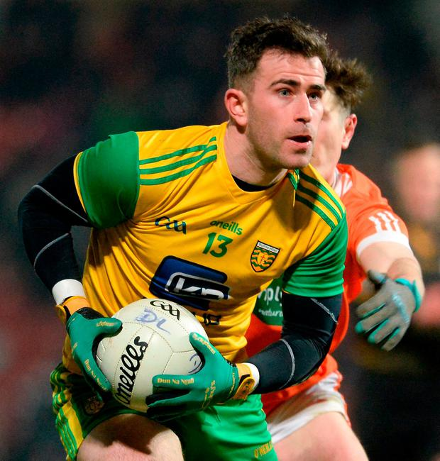 Paddy McBrearty. Photo: Oliver McVeigh/Sportsfile