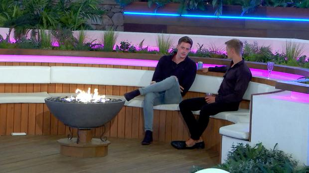 Love Island fans have reacted to the show's latest dumping. (ITV)