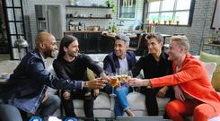 Fans of Queer Eye were left in tears by the first episode of the new season. (PA Features Archive)