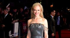 Nicole Kidman has won a slew of awards for her portrayal of battered wife Celeste in Big Little Lies (Ian West/PA)
