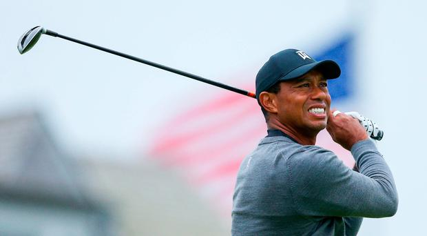 Tiger Woods says he can 'absolutely' win another major despite missing cut at US Open