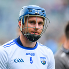 10 June 2018; Michael Walsh of Waterford following the Munster GAA Hurling Senior Championship Round 4 match between Limerick and Waterford at the Gaelic Grounds in Limerick. Photo by Ramsey Cardy/Sportsfile