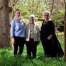Rachel, Myrtle and Darina Allen. Photo: Clare Keogh