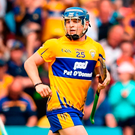 'Podge Collins wasn't a prolific scorer but he had a presence that Clare have missed over most of the years since.' Photo: David Fitzgerald/Sportsfile