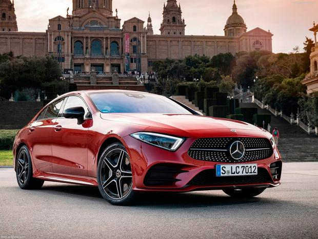 STATEMENT OF INTENT: The Mercedes-Benz CLS