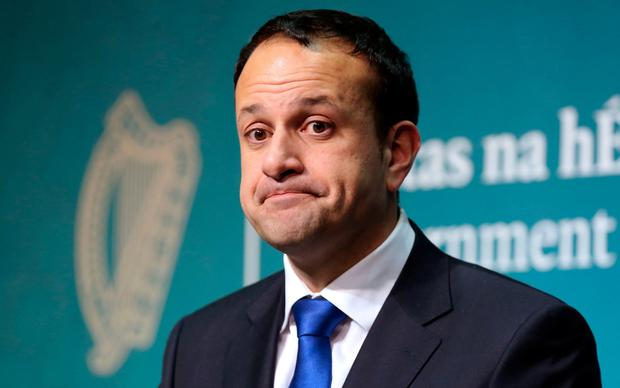 'Treating everyone equally by abolishing the nonsense that there's an inalienable right not to be offended might well be the best way to go. That, however, is not what Leo Varadkar's Government is planning to do.' Photo: Laura Hutton/PA