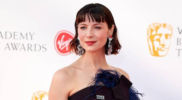 Caitriona Balfe attends the Virgin TV British Academy Television Awards at The Royal Festival Hall on May 13, 2018 in London, England. (Photo by Jeff Spicer/Getty Images)