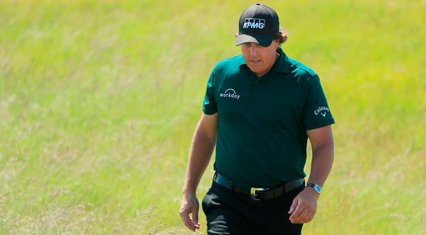 'I see it as a disqualification' - ILGU boss feels punishment was soft for Phil Mickelson