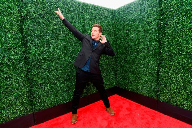 US actor Chris Pratt. Photo: Emma McIntyre/Getty Images for MTV