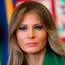 US First Lady Melania Trump. Photo: SAUL LOEB/AFP/Getty Images