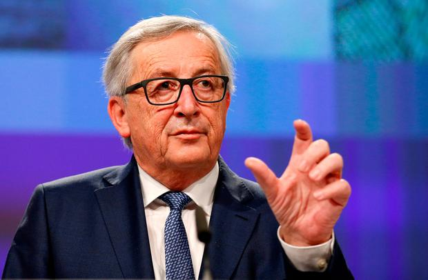 European Commission President Jean-Claude Juncker. Picture: REUTERS/Francois Lenoir