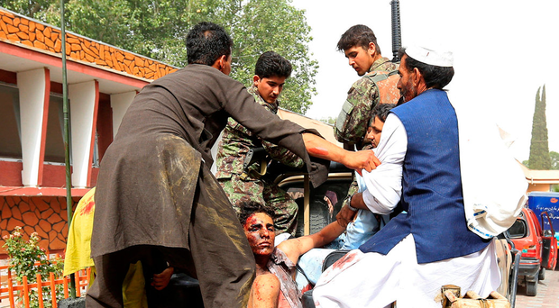 Ceasefire ends after deadly new attack on Taliban