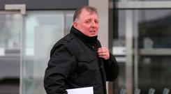 John Downes stole nearly €25,000 in cash fro Marks and Spencer Photo: Collins Photos
