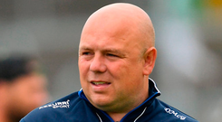 Waterford manager Derek McGrath Photo: Ramsey Cardy/Sportsfile