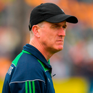 Limerick manager John Kiely. Photo: Ray McManus/Sportsfile