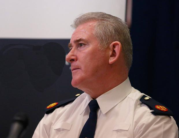 Assistant Commissioner Pat Leahy Picture: Damien Eagers
