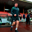 Dave Kilcoyne arrives for Ireland rugby squad training at North Sydney Oval