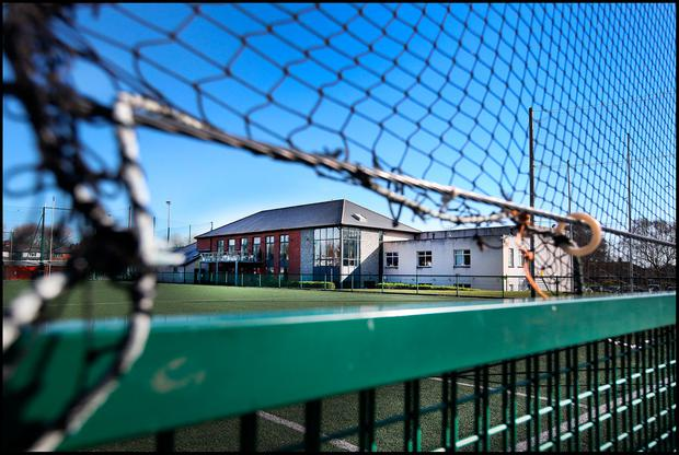 Na Fianna GAA club has campaigned to save its pitches. Picture: Steve Humphreys
