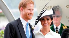 The Duke and Duchess of Sussex. Photo: Reuters