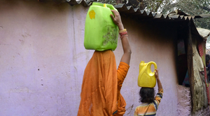 India's capital city New Delhi is on course to run out of groundwater within two years