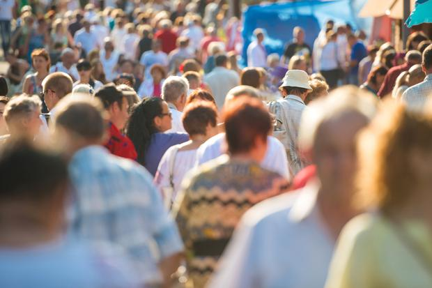 Ireland population could increase by almost two million people by 2051