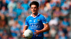 Dublin's Eric Lowndes. Photo: Sportsfile