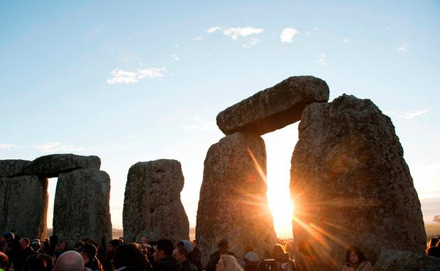 Stonehenge creators were sophisticated astronomers. Photo: REUTERS