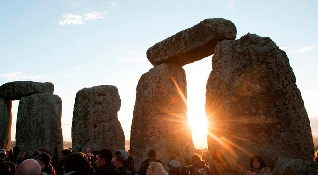 Builders of Stonehenge 'were skilled astronomers'