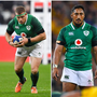 Sean Cronin, Bundee Aki and Jack McGrath all made the cut for Ireland's starting team to face Australia.