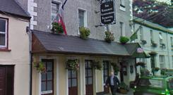 Cawley's Hotel in Tubbercurry