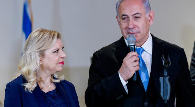 Israeli Prime Minister Benjamin Netanyahu's wife charged with fraud