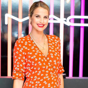 Vogue Williams pictured at the launch of MAC Pro collection at Brown Thomas Dublin. Photo: Anthony Woods