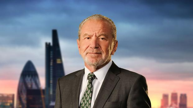 Black candidates on The Apprentice may worry about Lord Sugar, MP says (Jim Marks/BBC)