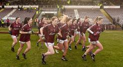 Galway face Mayo in Castlebar this weekend