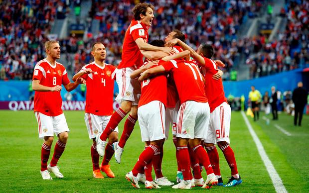 Russia have been outrunning their rivals