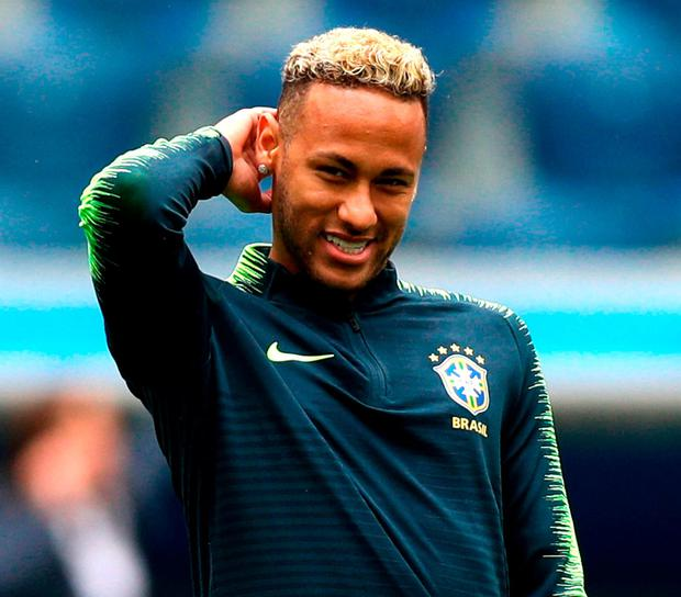 Brazil's Neymar JR. Photo: Buda Mendes/Getty Images