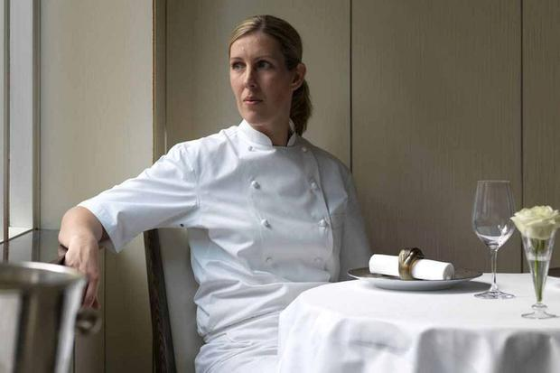 Clare Smyth was named best female chef in the world, and spoke about