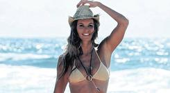 Supermodel and TV personality Elle Macpherson