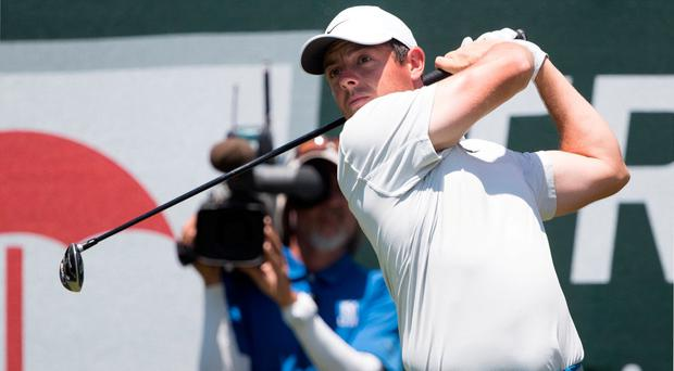 Rory McIlroy makes very strong start to the Travelers Championship following US Open disappointment