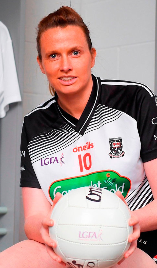 Noelle Gormley of Sligo. Photo: Piaras Ó Mídheach/Sportsfile