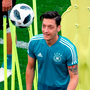 Mesut Ozil has been under fire in Germany