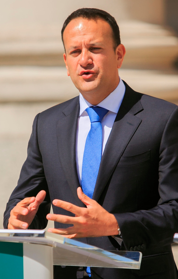Varadkar: 'We need to remove some of the reasons people migrate; remove some of the reasons people risk their lives and pay traffickers huge amounts of money to get to Europe'