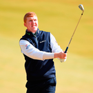 Gavin Moynihan made his first cut in a world-ranking event for almost eight months at the SSE Scottish Hydro Challenge in Aviemore. Photo: Getty Images