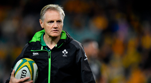 'Let's hope that furnace develops diamonds' - Schmidt hoping third test cauldron is the making of Irish youngsters