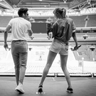 Niall Horan and Taylor Swift at Wembley. Photo: Instagram