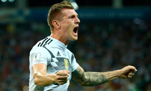 German FA officials at World Cup fined for celebration provoking Sweden