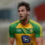 Michael Murphy, Odhrán Mac Niallais (pictured), Frank McGlynn and Paddy McBrearty are playing as well if not better than ever. Photo: Sportsfile
